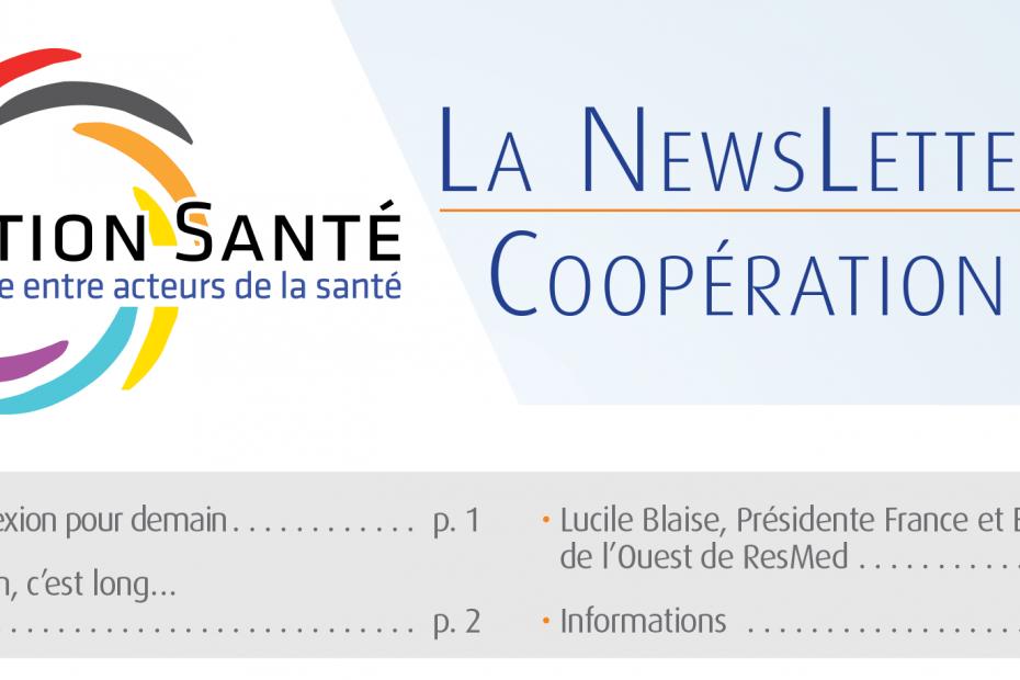 Logo newsletter juillet 2020