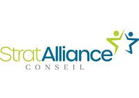 logo strat alliance conseils