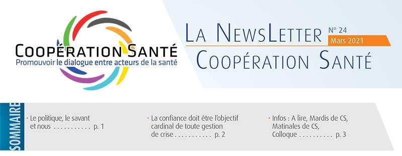 logos newsletter N° 24